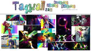 Tagwall Octubre-Noviembre-Diciembre 2011 by griever1186