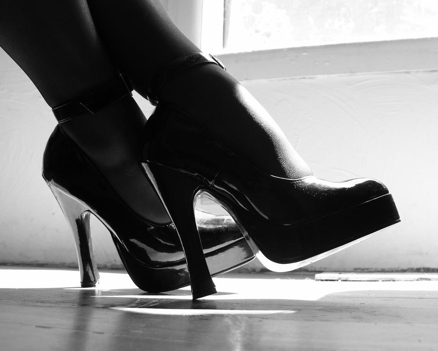 At My Heels by passionandsoul
