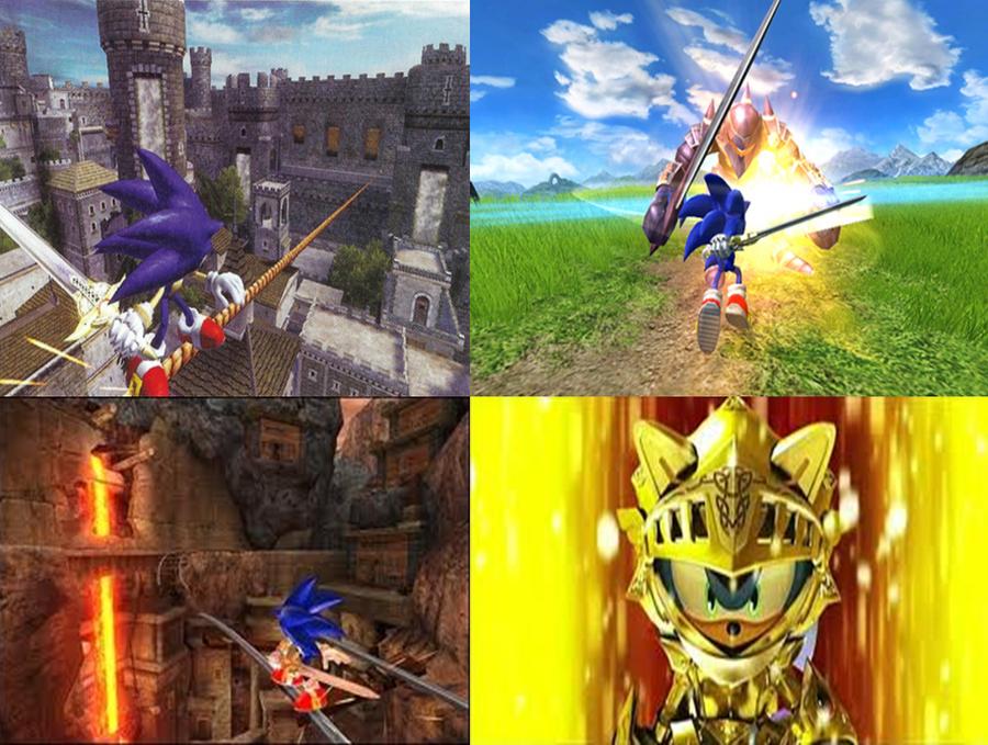 Sonic And The Black Knight Wallpaper By KingdomHeartsJordan