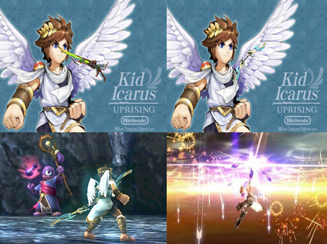 Kid Icarus Uprising Wallpaper By Kingdomheartsjordan On