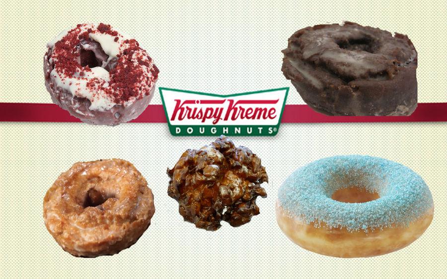 Krispy Kreme Wallpaper by KingdomHeartsJordan ...