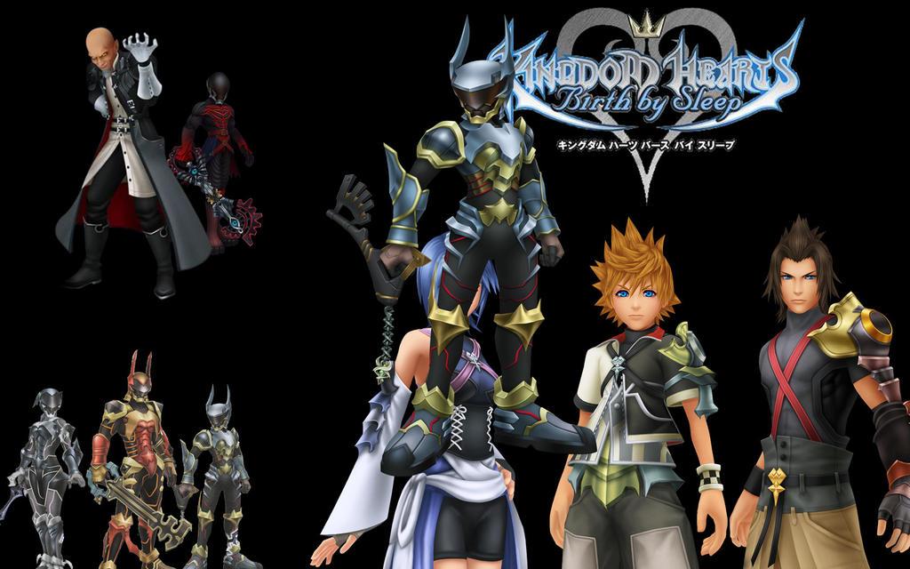 Ventus Armor (Birth by Sleep) by KingdomHeartsJordan on ... Kingdom Hearts Birth By Sleep Armor Wallpaper