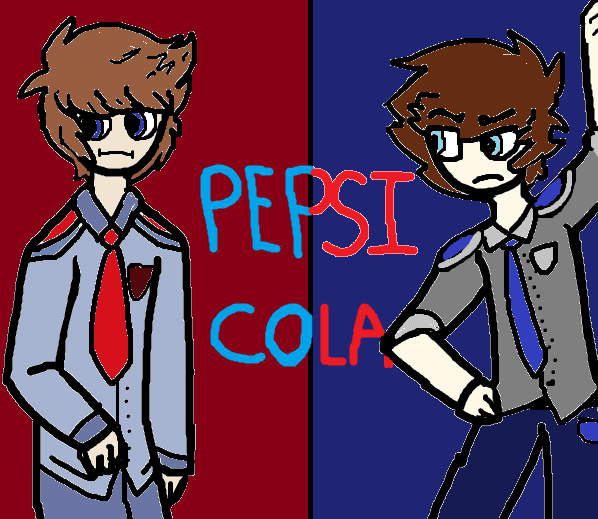 Jer/Mike's Ship Name: PEPSI COLA by Mike-5chmidt on DeviantArt