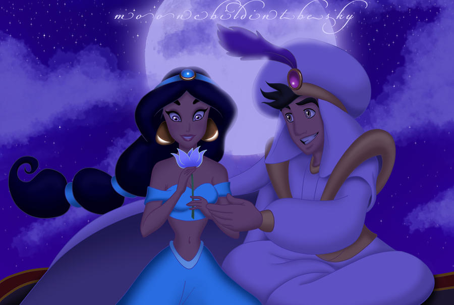 Disney Aladdin And Jasmine A Whole New World | www.imgkid ...