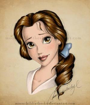 Belle Portrait Color