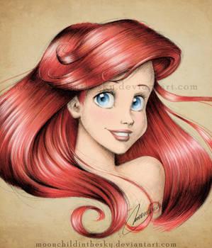 Ariel Portrait Color
