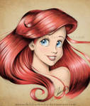 Ariel Portrait Color