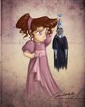 Child Meg by MoonchildinTheSky
