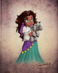 Com: Child Esmeralda