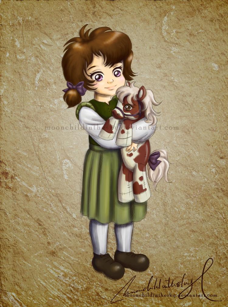 Com: Child Rissy by MoonchildinTheSky