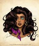 Esmeralda Portrait Color
