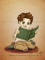 Little Eugene by MoonchildinTheSky