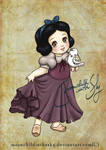 Child Snow White