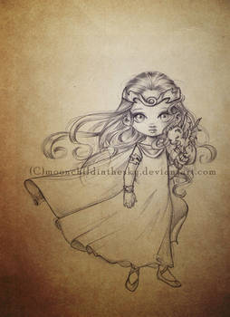 little dragon princess