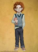 Little Aidan by MoonchildinTheSky
