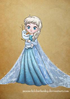 Little Ice Queen