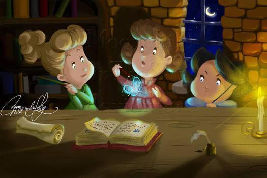 learning magic