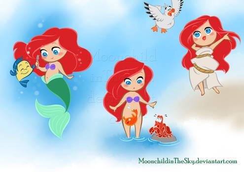 Chibi Ariel