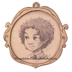 Little Frodo by MoonchildinTheSky