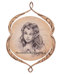 Arwen by MoonchildinTheSky