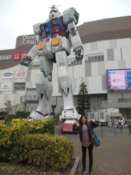 Odaiba Gundam Robot