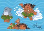 Maui set 2