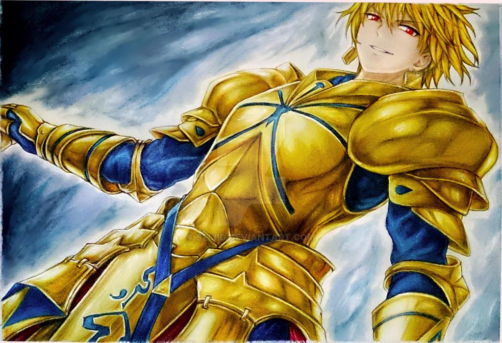 Beleg's Updates King_of_heroes_gilgamesh_by_seiji0-d8qec35
