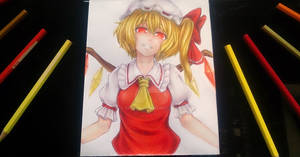 Flandre Scarlet From Touhou