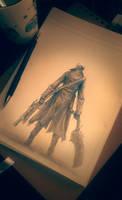Hunter Sketch [Bloodborne]