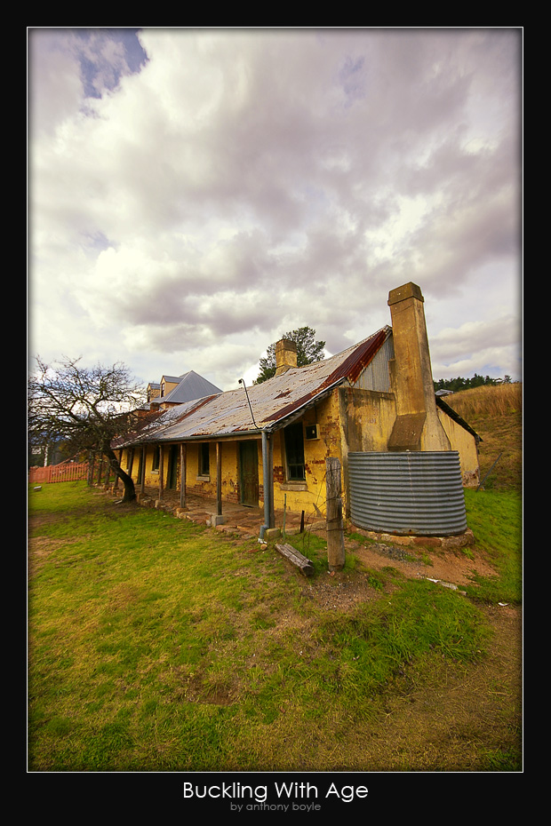 Buckling With Age by AB-Photography