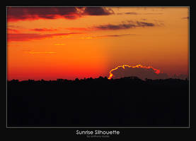 Sunrise Silhouette by AB-Photography