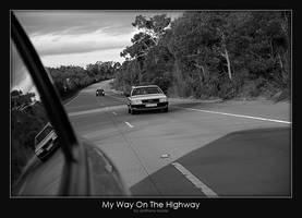 My Way On The Highway by AB-Photography