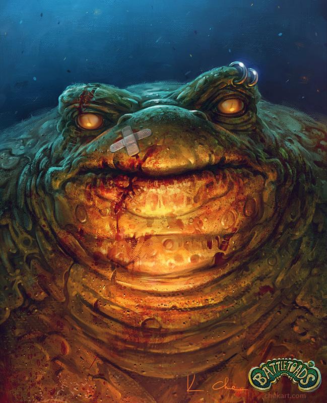 BattleToads - Pimple by Kostya-PingWIN