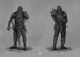 Undead Soldiers by Kostya-PingWIN