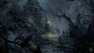 Witchplace by Kostya-PingWIN