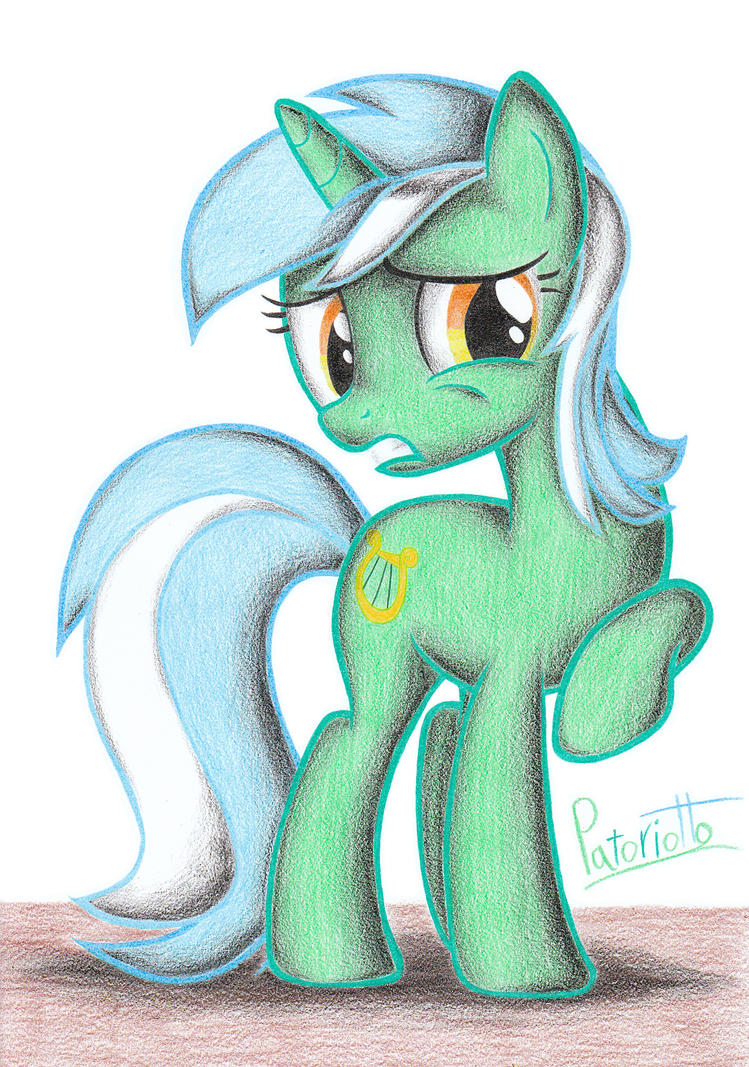 Lyra Heartstrings by Patoriotto