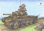 Cutie Mark Crusader Cruiser Tank