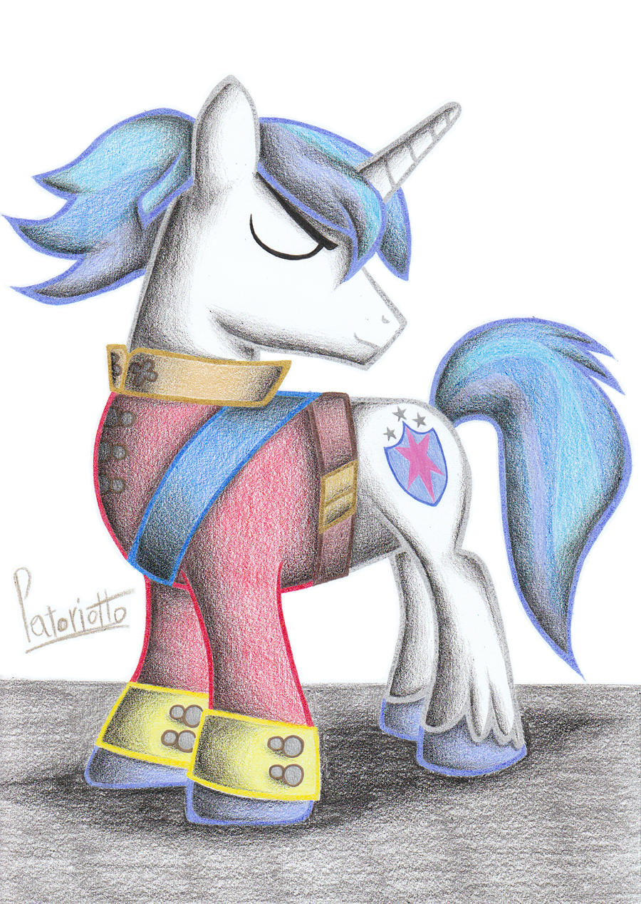 Shining Armor by Patoriotto