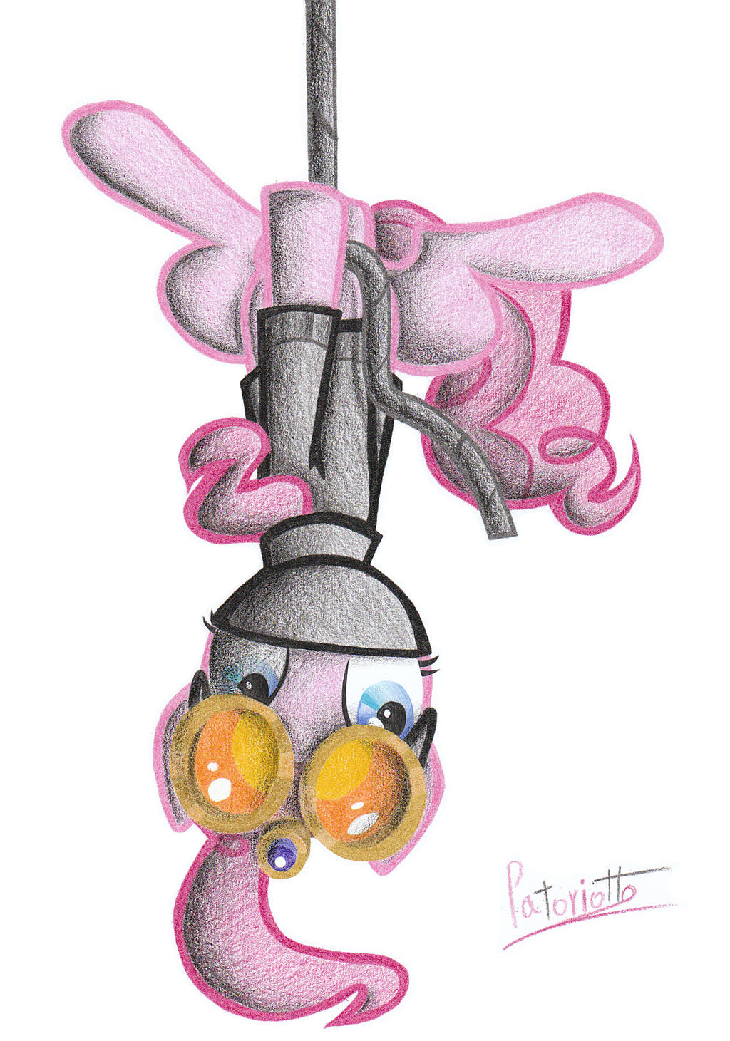 Pinkie Spy by Patoriotto