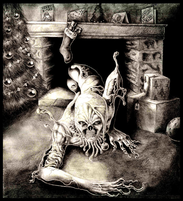 Morbid X-mas. by PsychoSlaughterman