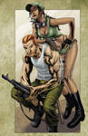 Abraham and Rosita Collaboration