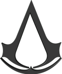 Assassins Creed 3D Logo Ani3 by SyNDiKaTa-NP