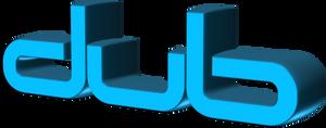 dub Logo 3D Model