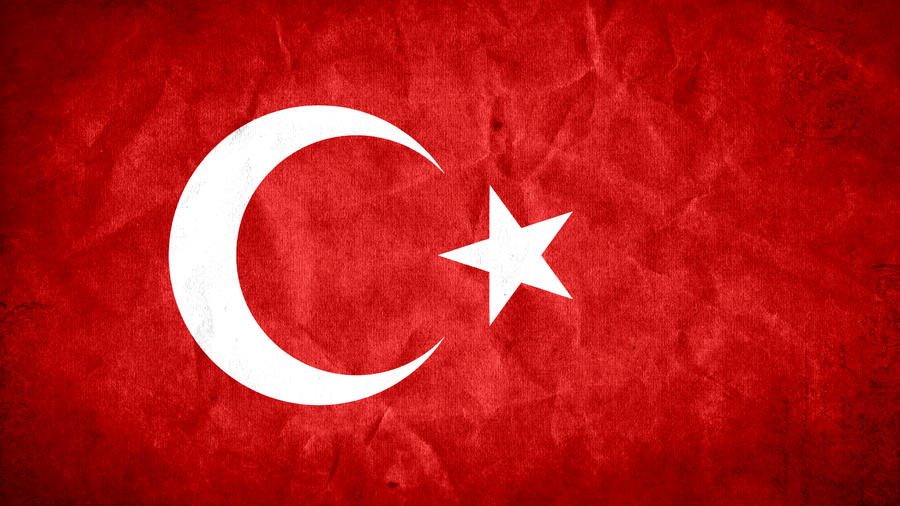 Turkey Flag Grunge HD 2.0 by SyNDiKaTa-NP