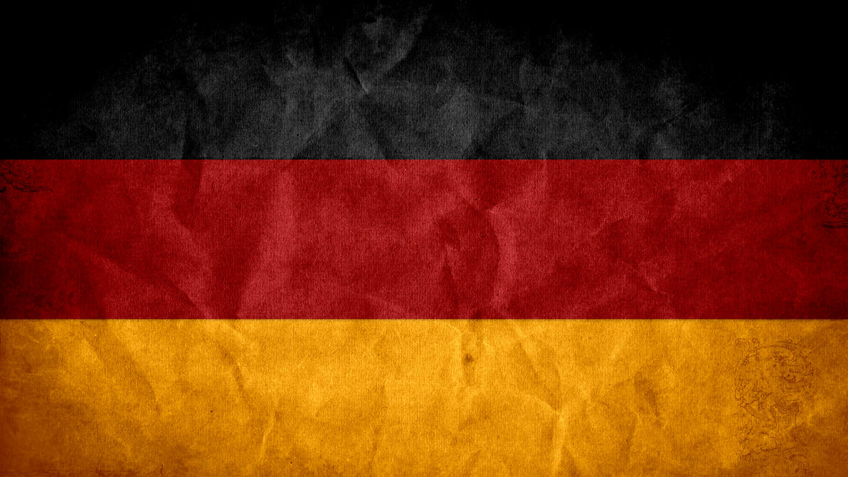 Germany Grunge Flag by SyNDiKaTa-NP