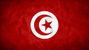 Tunisia Grunge Flag by SyNDiKaTa-NP