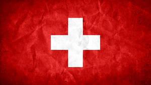 Switzerland Grunge Flag by SyNDiKaTa-NP