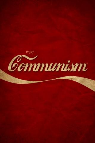 Enjoy Communism Grunge Wallpaper By SyNDiKaTa NP