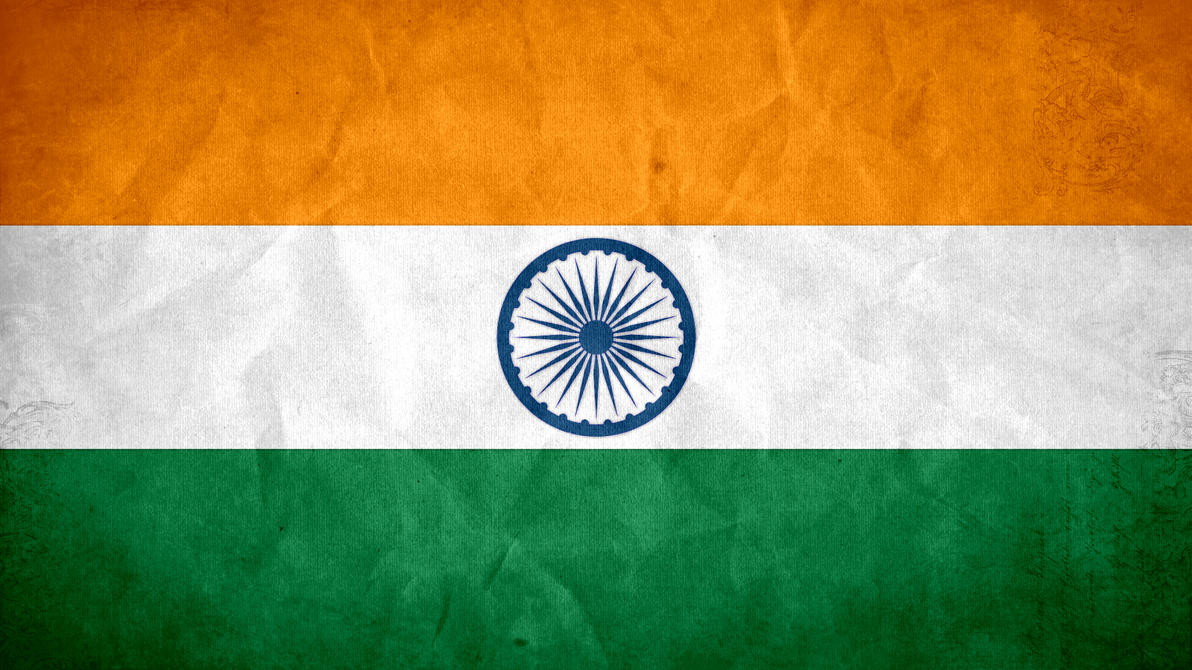 India Grunge Flag by SyNDiKaTa-NP