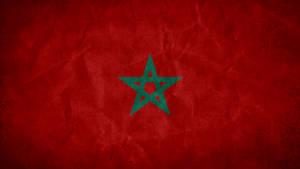 Morocco Grunge Flag by SyNDiKaTa-NP